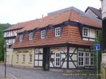 Am Fuße der Altendorfer Kirche in der schönen Nordhäuser Altstadt befindet sich diese schöne Pension, Buchung unter 0173/4074163